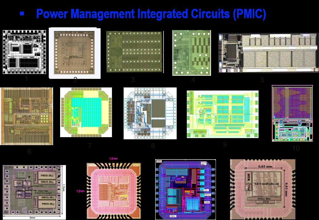 PMIC chips